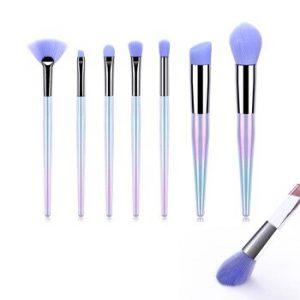 Listado de brochas maquillaje cristal sombra pincel para comprar Online