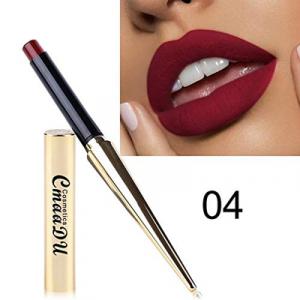 El mejor listado de Pintalabios LuckyFine 12 colores maquillaje impermeable para comprar online – Los preferidos por los clientes