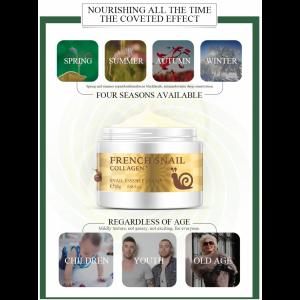 Ya puedes comprar on-line los crema facial antienvejecimiento normal caracol
