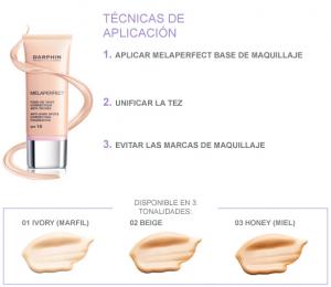 Catálogo de maquillaje facial Makeup magnetpfänn para comprar online