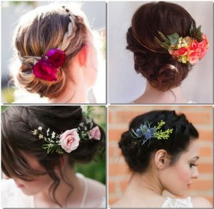 Opiniones de adornos de flores para el pelo para comprar Online