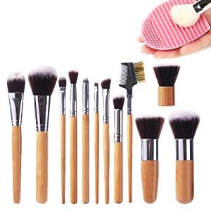 El mejor listado de brochas maquillaje madera cerdas T 25 002 para comprar On-line