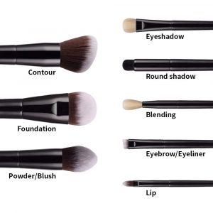 Catálogo para comprar brochas maquillaje EIGSHO madera soporte – Los preferidos