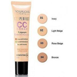 El mejor listado de bourjois 123 perfect cc cream para comprar Online – Los 30 preferidos