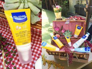 Listado de crema solar mustela para comprar en Internet