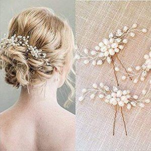 Lista de horquillas para el pelo novias para comprar online – Los 30 mejores