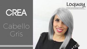 Ya puedes comprar en Internet los tinte gris para cabello