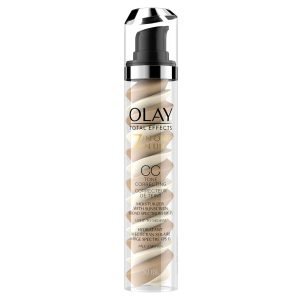 Catálogo para comprar en Internet olay total effects cc cream
