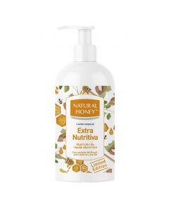 Ya puedes comprar Online los crema hidratante corporal natural honey