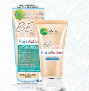 Catálogo para comprar por Internet bb cream o cc cream para piel grasa