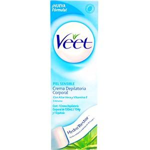 Recopilación de crema depilatoria pieles sensibles para comprar Online