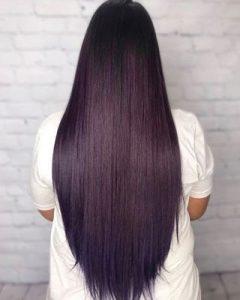 La mejor lista de tinte lila oscuro para comprar on-line