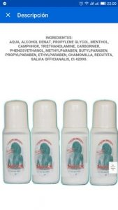 Selección de sindolor gel para el masaje corporal para comprar on-line – Los 30 más solicitado