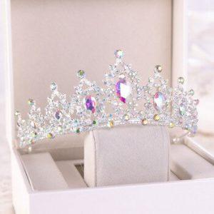 La mejor lista de corona mujer para comprar on-line
